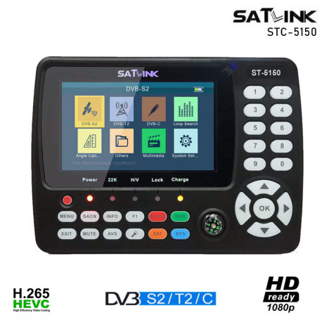 Satlink ST 5150 HD Combo