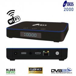 Iris 2000 HD Wifi