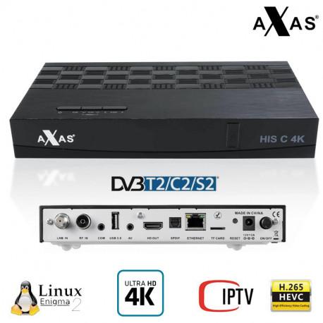 AXAS HIS C 4K UHD