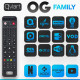 Qviart OGco: SAT + TDT + IPTV