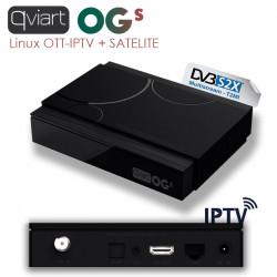 Qviart OGs: Satelite + IPTV