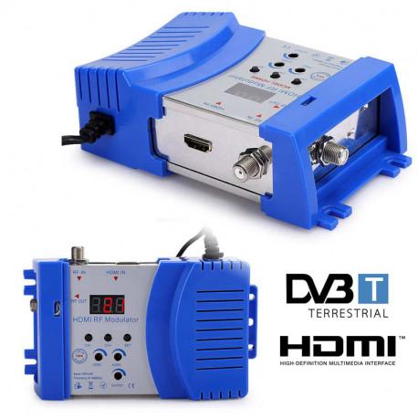 Modulador Icecrypt HDMI RF