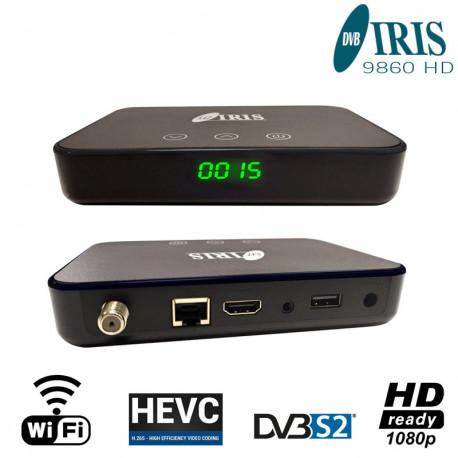 Iris 9860 HD WIFI