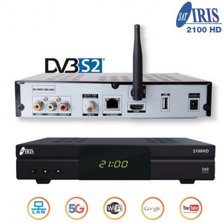 Iris 2100 HD WIFI