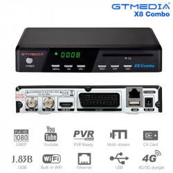 GTMedia X8 Combo