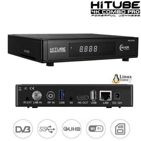 HiTube 4K Combo PRO