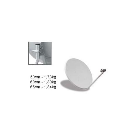 Antena parabólica 40 cm + LNB