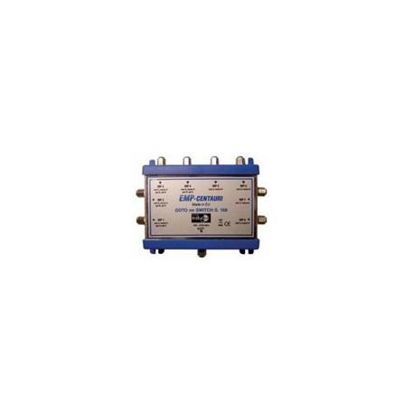 Conmutador Diseqc EMP 8 entradas-1salida (interior-exterior)