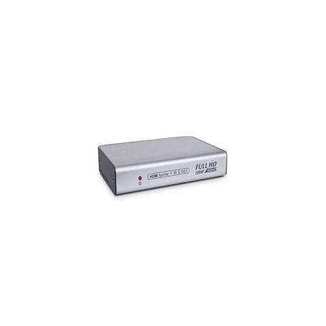 DISTRIBUIDOR HDMI 1 ENTRADA - 4 SALIDAS