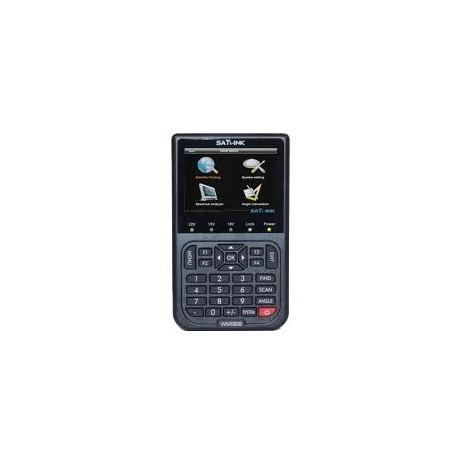 SATLINK 6902 - BER - Analizador Espectro
