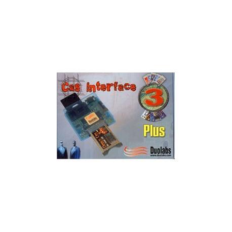 Cas Interface 3 PLUS USB