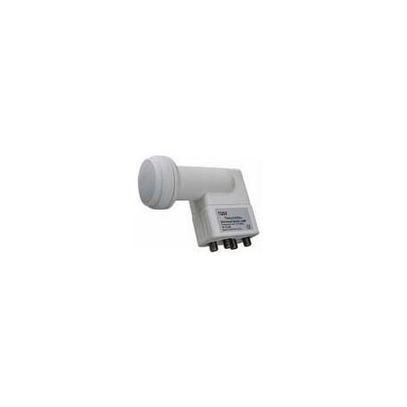 LNB Universal INVERTO QUAD 0,2 dB offset 4 salidas