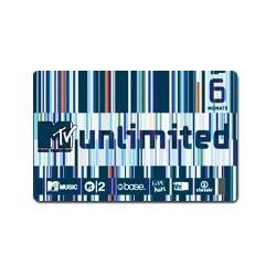 MTV MUSIC CHANNELS 6 meses