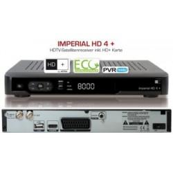 IMPERIAL HD 4 + HD+ Smartcard