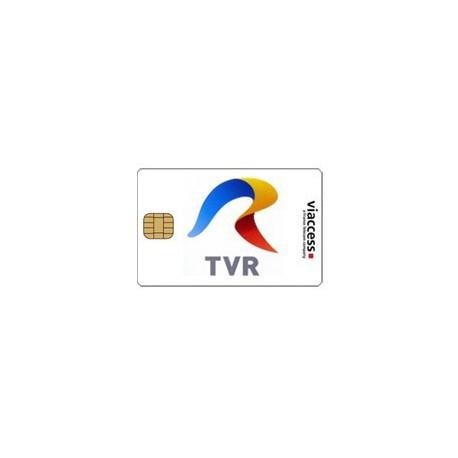 Tarjeta Canales Rumanos TVR