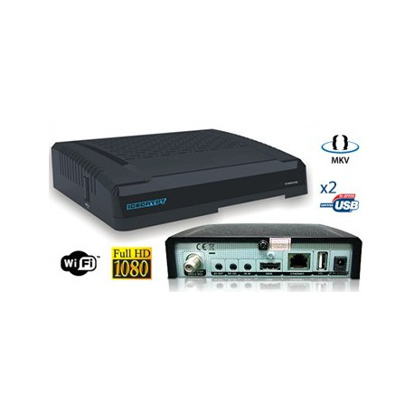 Icecrypt 1650 HD COMBO SAT+TDT + WIFI
