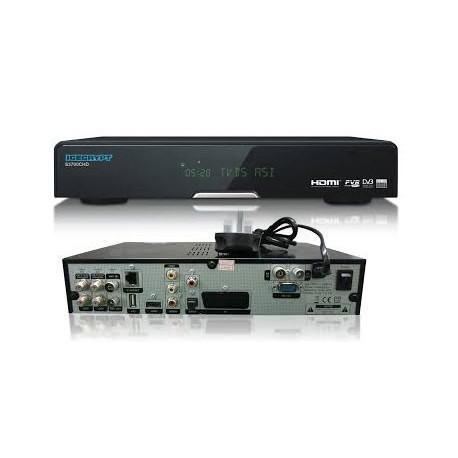 Icecrypt 3700 HD TRIPLE SAT+SAT+TDT + WIFI