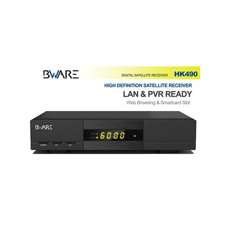 Bware HK 490 HD PVR IPTV + WIFI