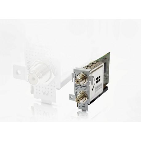 Tuner VU+ DVB-S2 TWIN