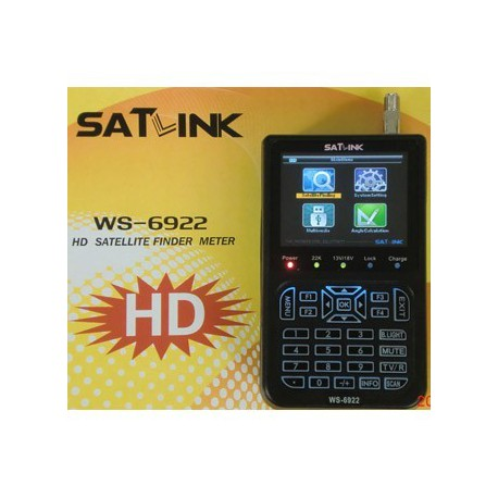 SATLINK WS-6922 HD