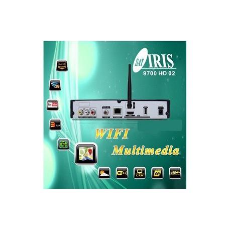 Iris 9700 HD02 WIFI