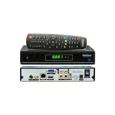 MEDIALINK SMART HOME COMBO DVBS/S2 - T2 IPTV IKS