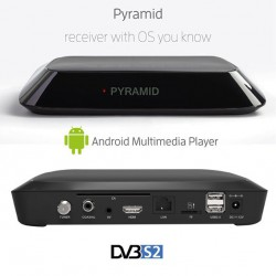 Red Eagle Pyramid SAT + Android WIFI