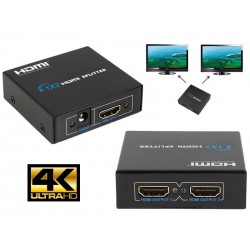 HDMI Splitter 1x2 4K