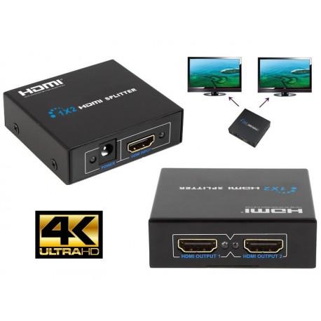 HDMI Splitter 1x2 4