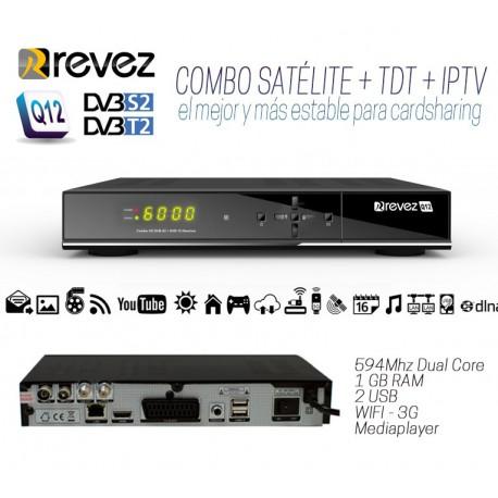 Revez Q12 COMBO