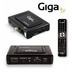 Giga TV HD 350S IPTV WIFI IKS