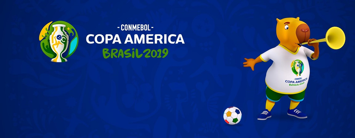 Copa América Brasil 2019 gratis por Satélite