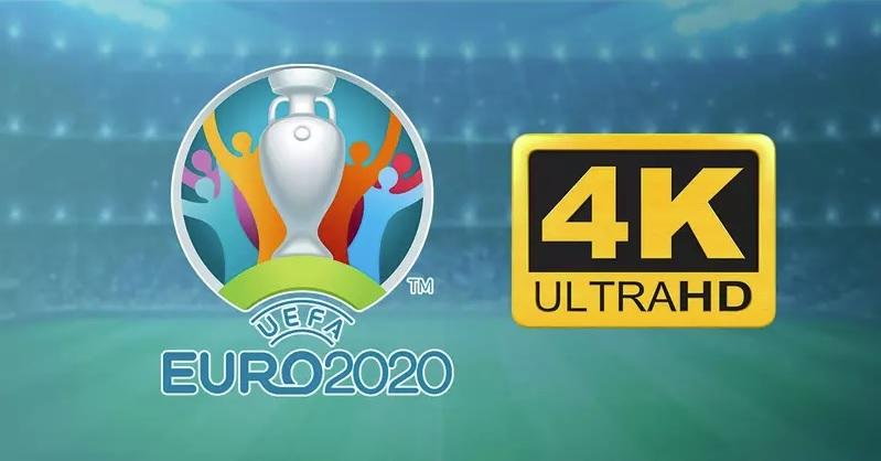 Eurocopa 2020 en 4K