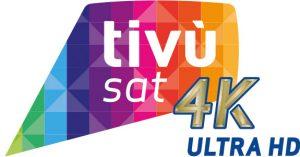 Logo Tivusat 4k