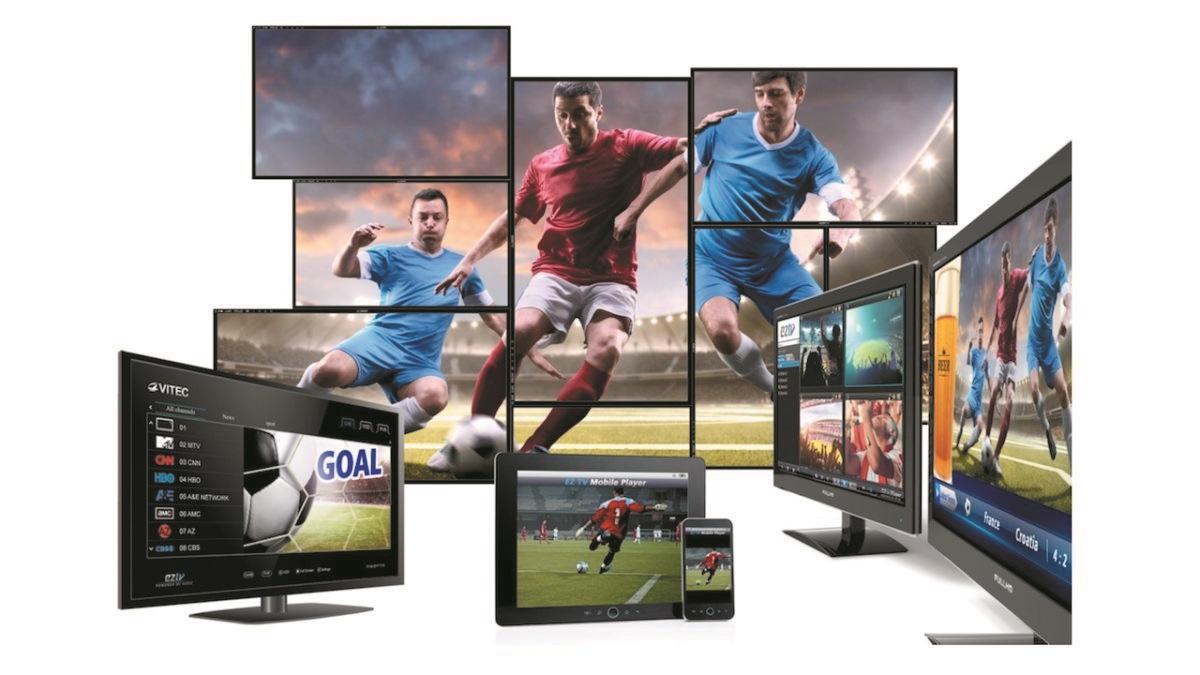 Ver la televisión en un móvil o táblet por streaming
